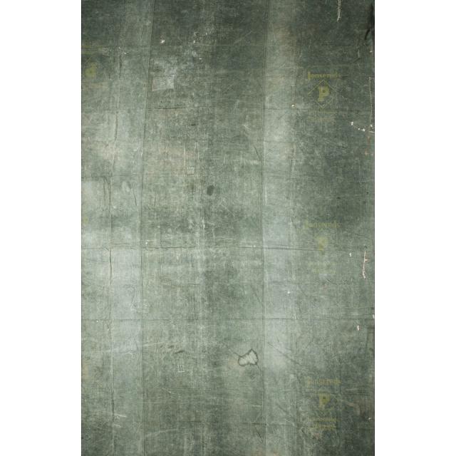 Fondo Jeans Green/Olive ca 4x5 m