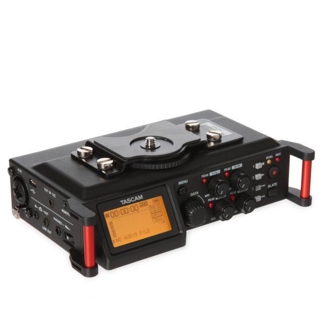 Tascam Audio Mixer/Recorder DR-70D