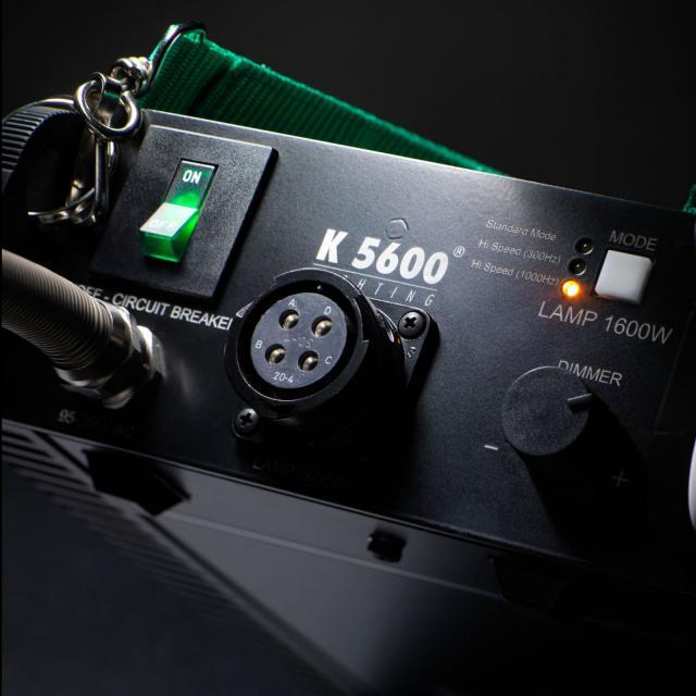 K5600 Jokerbug HMI 1600 W + Ballast + Lenskit