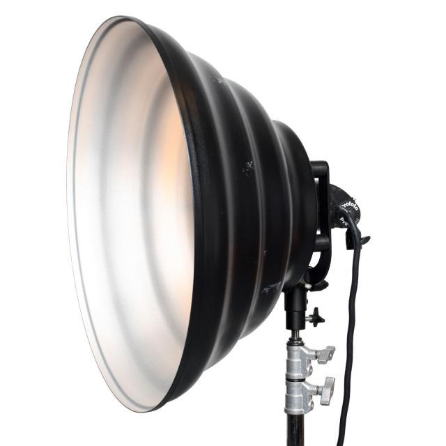 """Mola Reflector Sollo Silver 28""""- 71cm"""