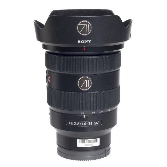 Sony Lens FE 16-35mm F2.8 GM