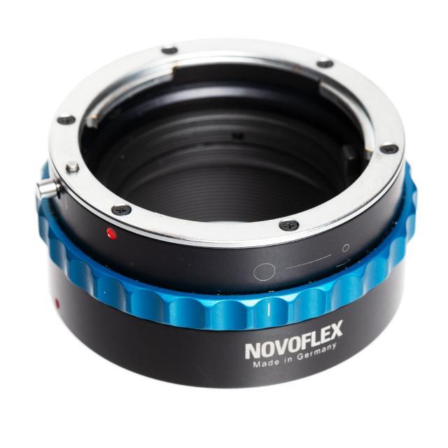 Novoflex  Adapter Nikon vers Sony E