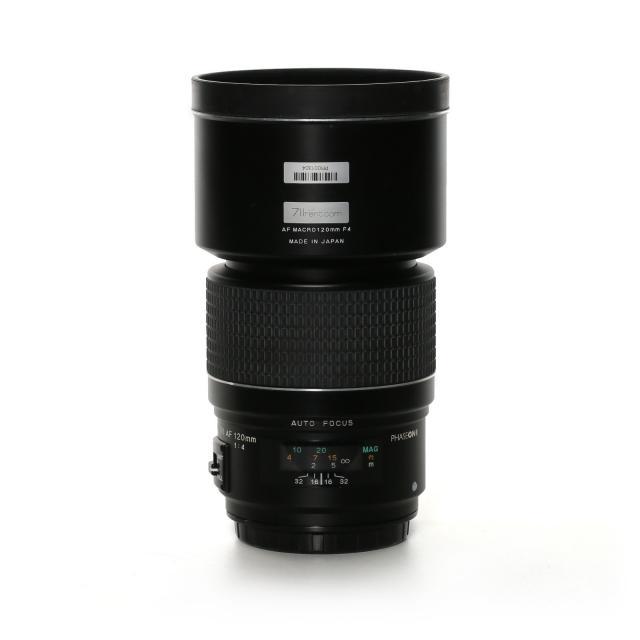 Phase One Lens 120mm 4 AF Macro