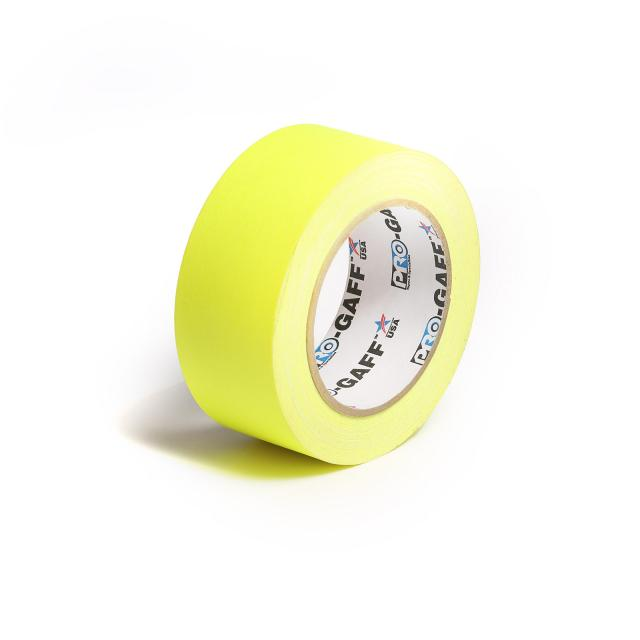 Cinta Fluor Yellow 48mm x 25m