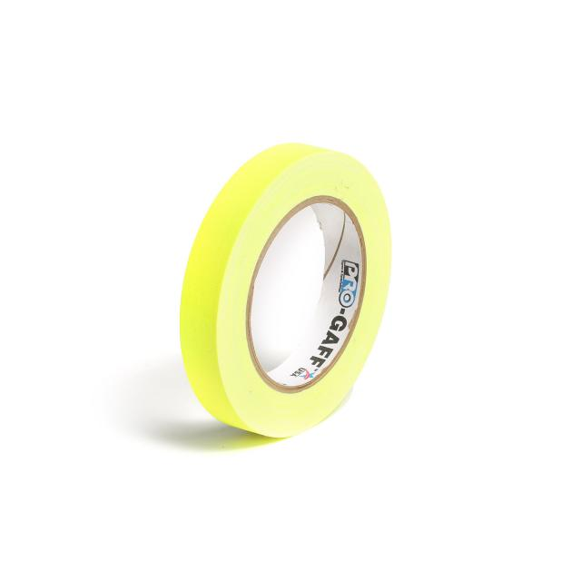 Tape Fluor Yellow 19mm x 25m