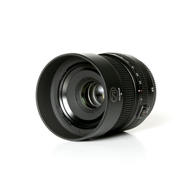 Fujifilm GF 63mm F2,8 R WR