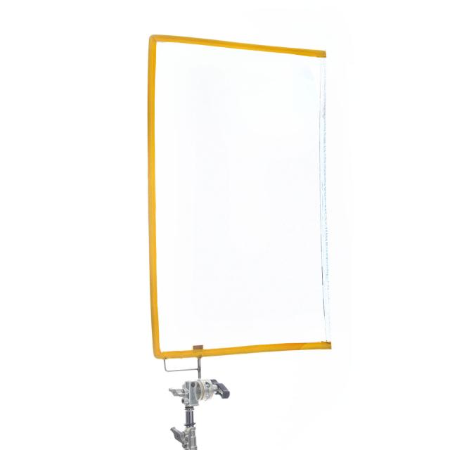 "Bandera difusora Artificial Silk (Naranja) 24x36"" (60x90cm)"
