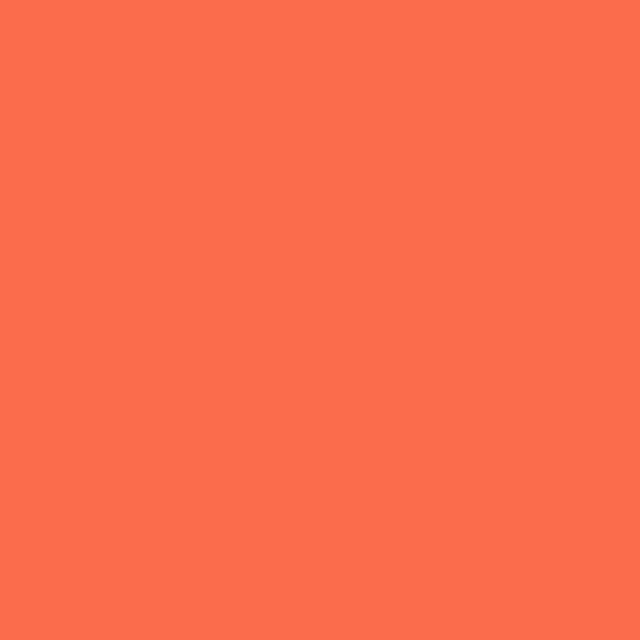 Background Colorama 2,72x11m 47 Pumpkin