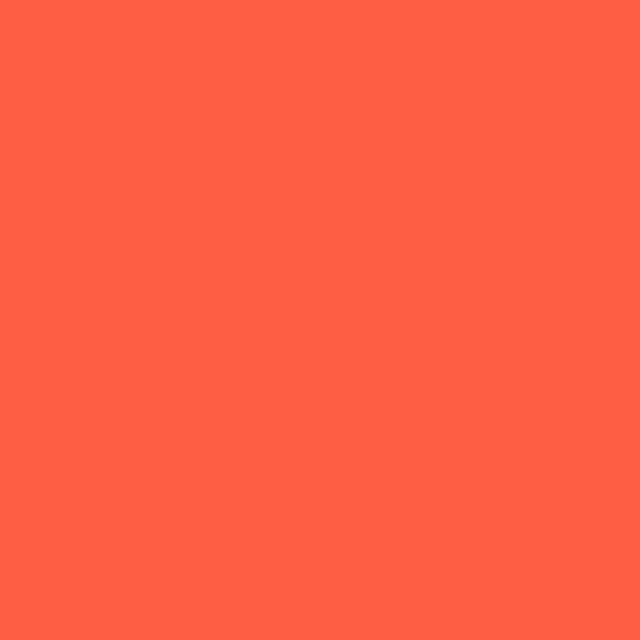 Background Colorama 2,72x11m 95 Mandarin