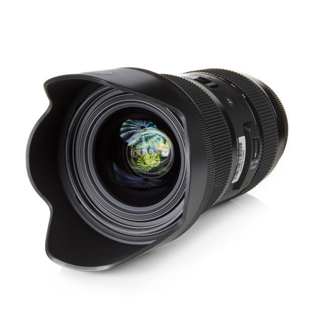 Canon Lens Sigma Art 18-35mm 1,8 DC HSM