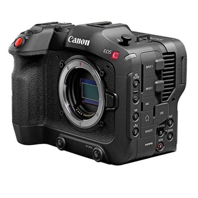 Canon C70 4k Videocamera