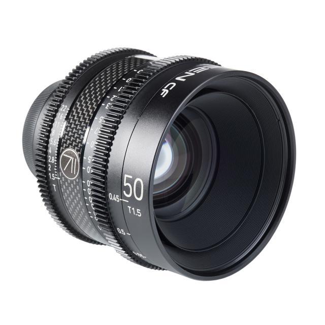 XEEN CF 50 mm T1.5  (EF-Mount)