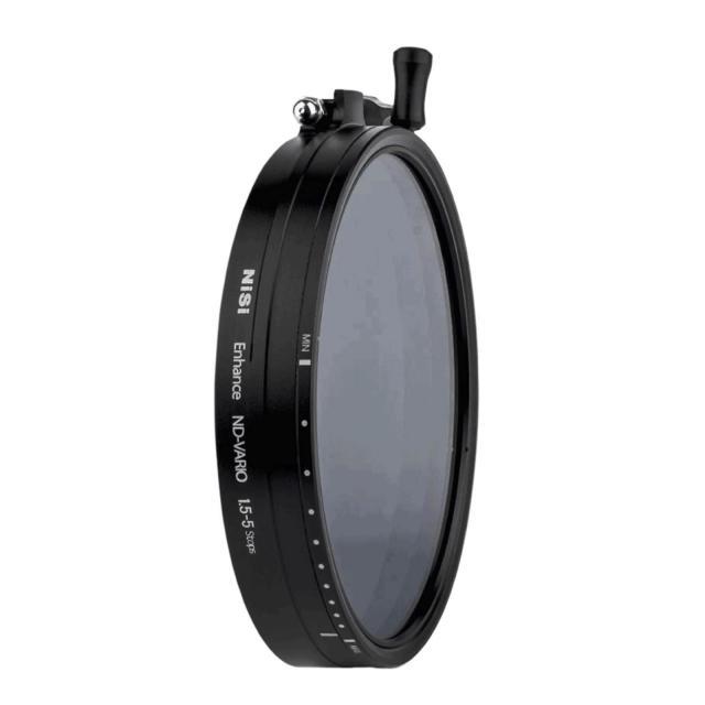 Nisi Enhance ND-VARIO 1.5-5 stops Cinema Filter 95mm