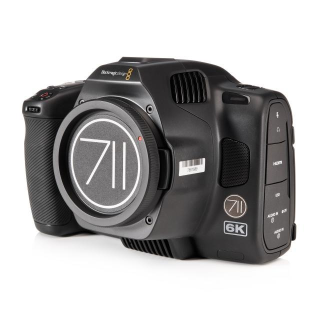 Blackmagic Pocket Cinema Camera 6K PRO Set (EF-mount)