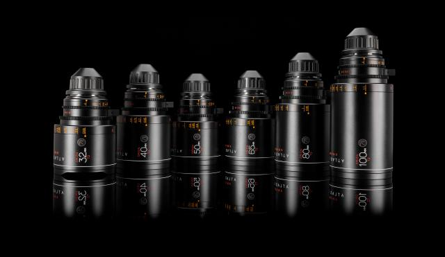 Atlas Orion Silver Edition Set (32/40/50/65/80/100mm T2.0)