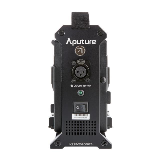 Aputure 2-Bay Battery Power Station 48V